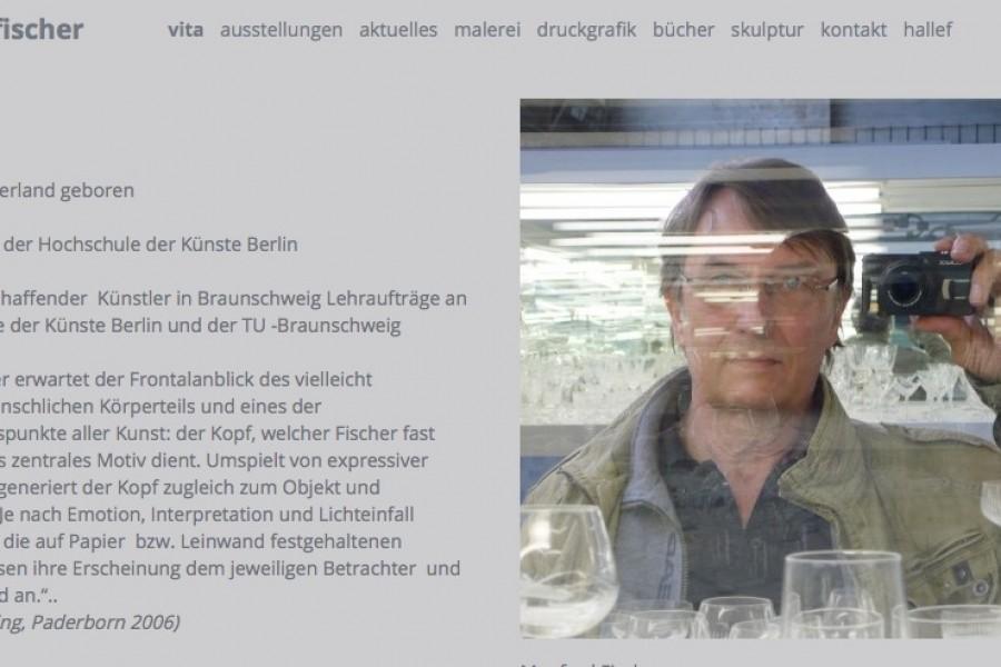 Mal- und Zeichenkurse mit Manfred Fischer (2016 / 2017)